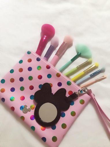 Minnie Mouse Pouch Set